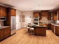 Fabuwood Cabinets Elite Cinnamon Glaze