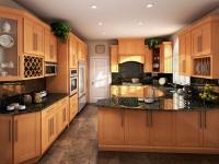 Fabuwood Cabinets Shaker Natural