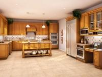 Fabuwood Cabinets Wellington Spice Glaze