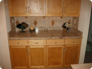 Tampa kitchen cabinets like this one is our specialty